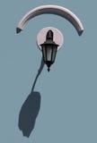 Vieux lamp-1 Image libre de droits