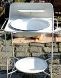 Vieux lavabo Photographie stock libre de droits