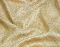 Vieux lin textile photo stock
