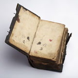 Vieux livre Image libre de droits