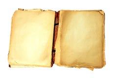 Vieux livre Photos stock