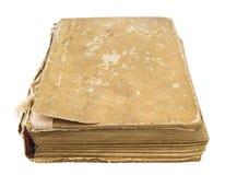 Vieux livre Photographie stock libre de droits
