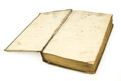 Vieux livre Photo stock