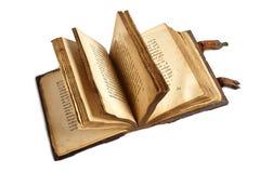 Vieux livre slave de religion Photo libre de droits