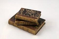 Vieux livres Image stock