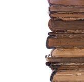 Vieux livres. Photos libres de droits