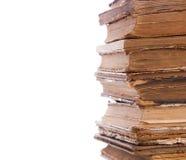 Vieux livres. Photographie stock libre de droits