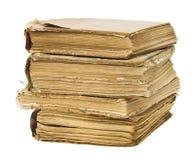 Vieux livres Images libres de droits