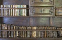 Vieux livres Images stock