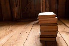 Vieux livres Photos libres de droits