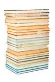 Vieux livres antiques Images stock