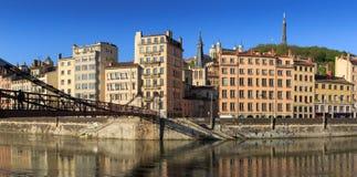 Vieux Lyon Stockfotos