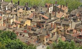 Vieux-Lyon Fotos de archivo