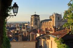 Vieux Lyon Stockbilder
