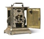 Vieux métal clock2 image stock