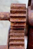 Vieux métal rouillé Photographie stock libre de droits