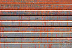 Vieux métal rouillé abstrait Photo stock