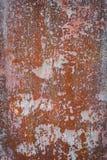 Vieux métal rouillé de fond vertical photos stock