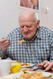 Vieux mangeur d'hommes Photo libre de droits