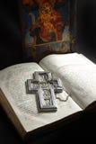 Vieux manuscrit image stock