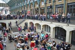 Vieux marché de jardin de Covent Photos stock