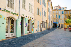 Vieux Marseille photo stock