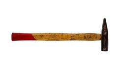 Vieux marteau Photographie stock libre de droits