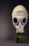 Vieux masque de gaz Image stock