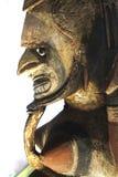 Vieux masque indien Images libres de droits