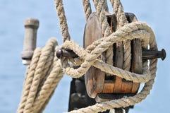 Vieux matériel de navigation Image stock