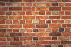 Vieux modèle rustique de texture de mur de briques photographie stock