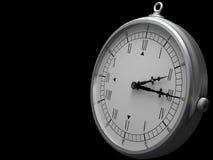vieux mode par horloge Photographie stock libre de droits