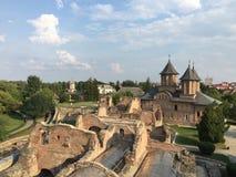 Vieux monastère Images stock