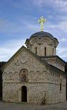 Vieux monastère de Hopovo Images stock