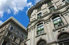 Vieux Montréal photos stock