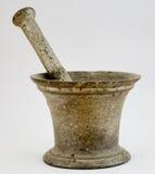 Vieux mortier Photographie stock libre de droits