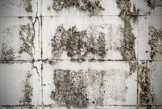Vieux mortier de mur photographie stock