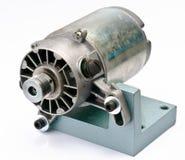 Vieux moteur électrique Image libre de droits