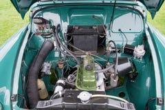 Vieux moteur de voiture Photos libres de droits