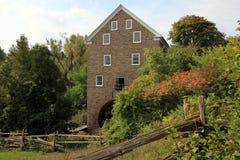 Vieux moulin à eau Image stock