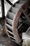 Vieux moulin à eau traditionnel Photos stock