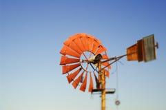 Vieux moulin à vent Photo libre de droits