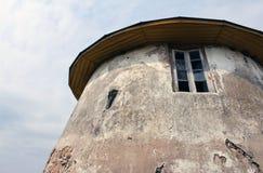 Vieux moulin à vent Image libre de droits