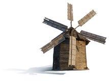 Vieux moulin Photo stock