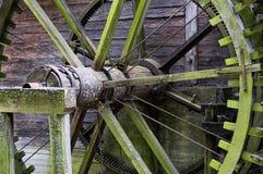 Vieux moulin Photos stock