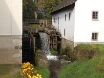 Vieux moulin Photos libres de droits