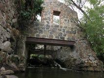 Vieux moulin Photo libre de droits