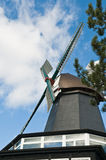 Vieux moulin dans Laboe Photographie stock libre de droits