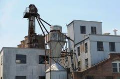 Vieux moulin de texture Image stock
