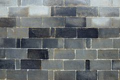 Vieux mur 02 Photo libre de droits